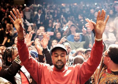 Kanye West Thinks His 'Yandhi' Album 'Will Come in Number 2' to Lil